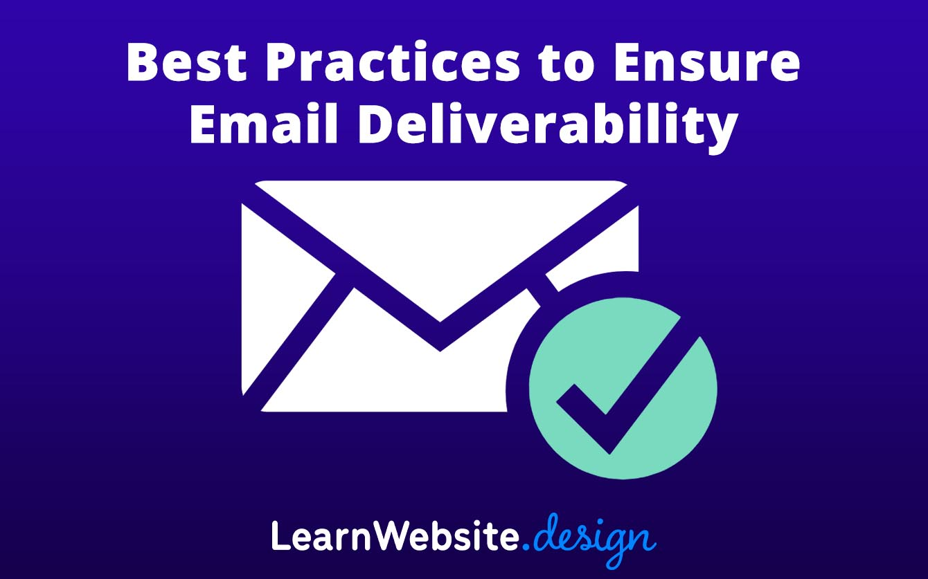 How Do I Improve Email Deliverability?