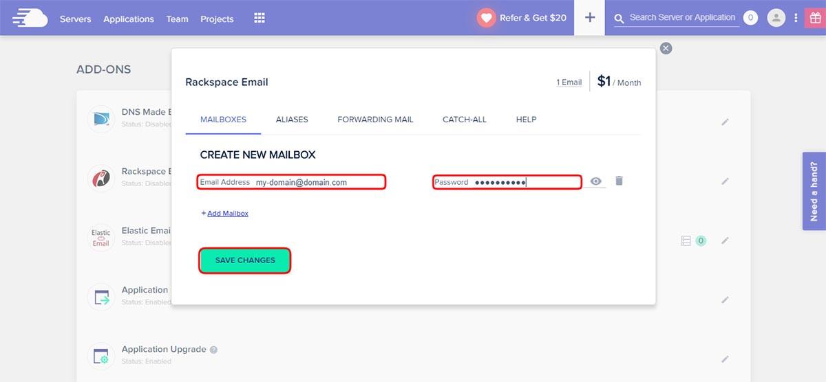 Cloudways Emails